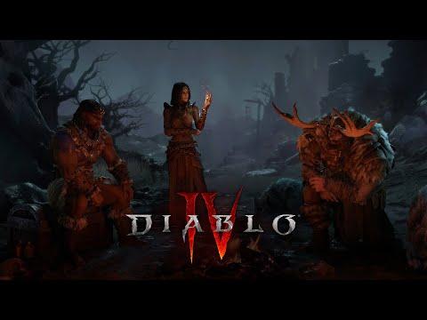 「ディアブロ IV」ゲームプレイトレーラー
