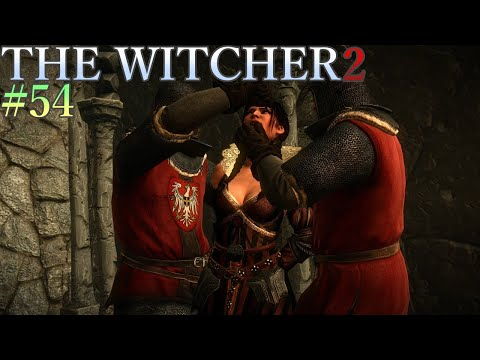 【ウィッチャー2】魔女への拷問がエグ過ぎる… #54