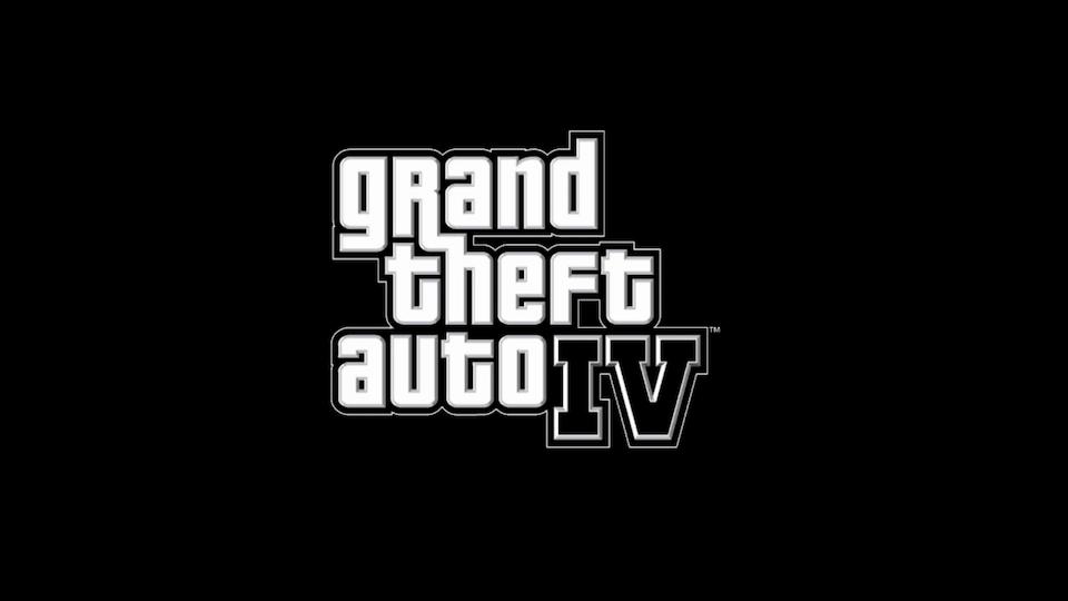GTA4のロゴ