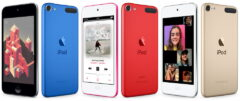 iPod touch デザイン