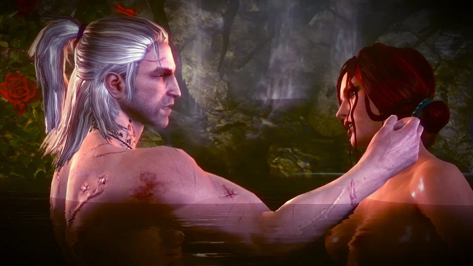 THE WITCHER2 Romance