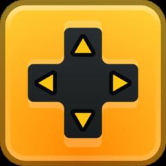 ゲームコントローラーの十字キー