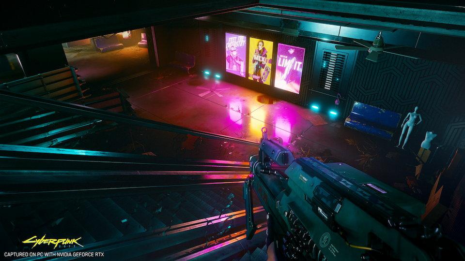 サーバーパンクゲーム画面2