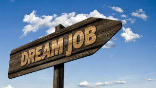 夢の仕事を指し示す道標