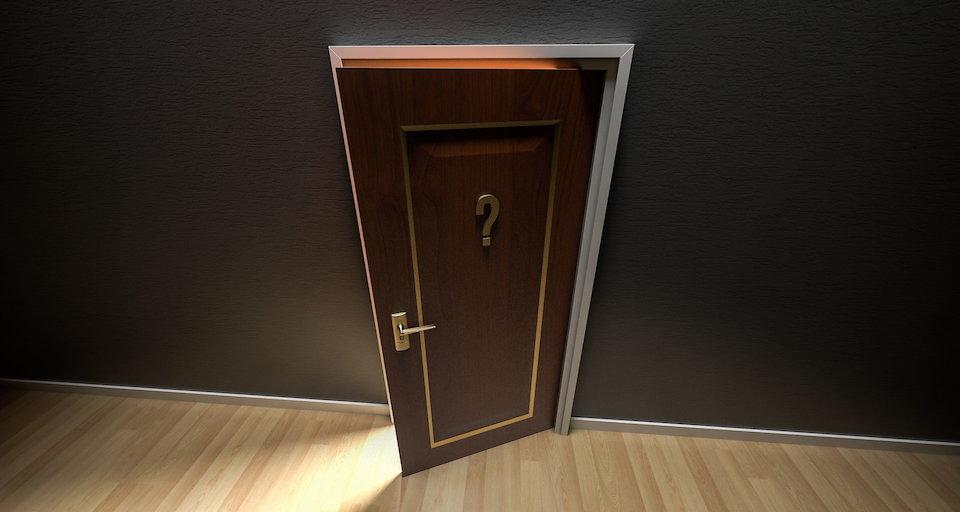 ドア オープン 未知