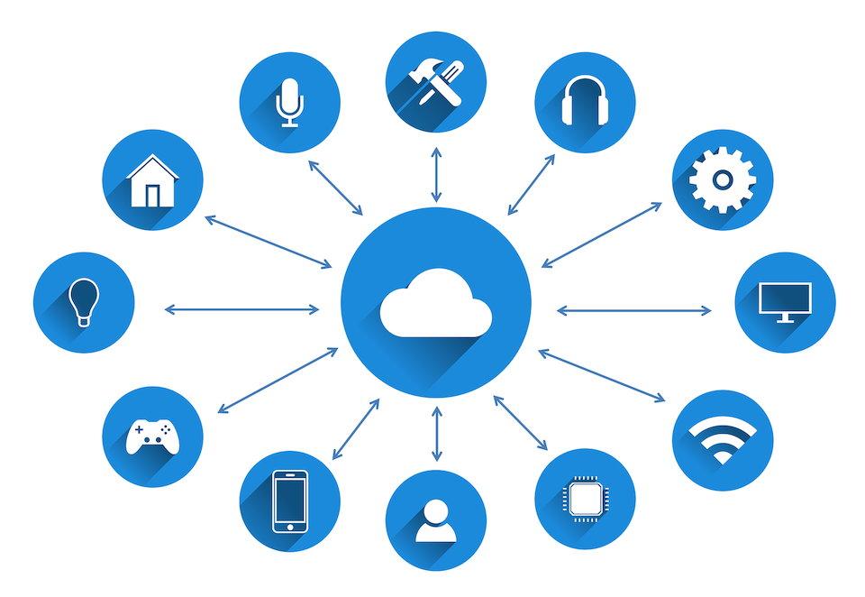 デジタル 技術 ネットワーク クラウド 生活